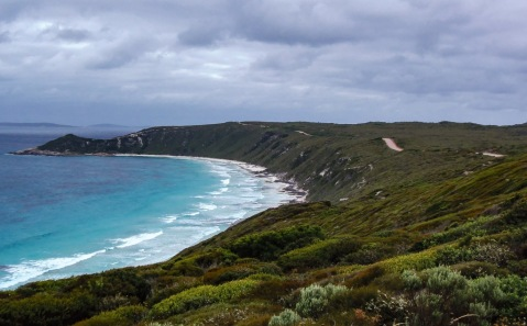 Twilight Beach Road, Great Ocean Drive, Esperance