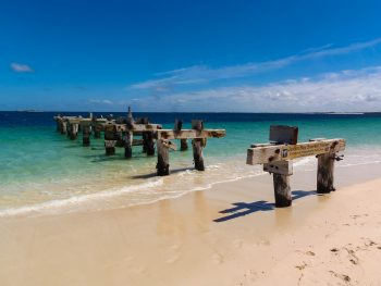 Jurien Bay old jetty