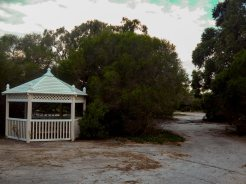 Rotunda at the campgrounds