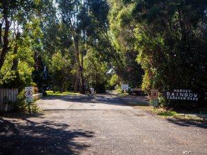 Harvey Rainbow Caravan Park