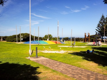 Hopetoun playground